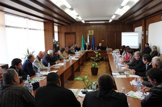 Проведен информационен семинар по ПРСР, ос 2 в гр. Севлиево