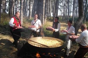 """Балкански кулинарен рекорд в """"Жеравна 2013"""""""