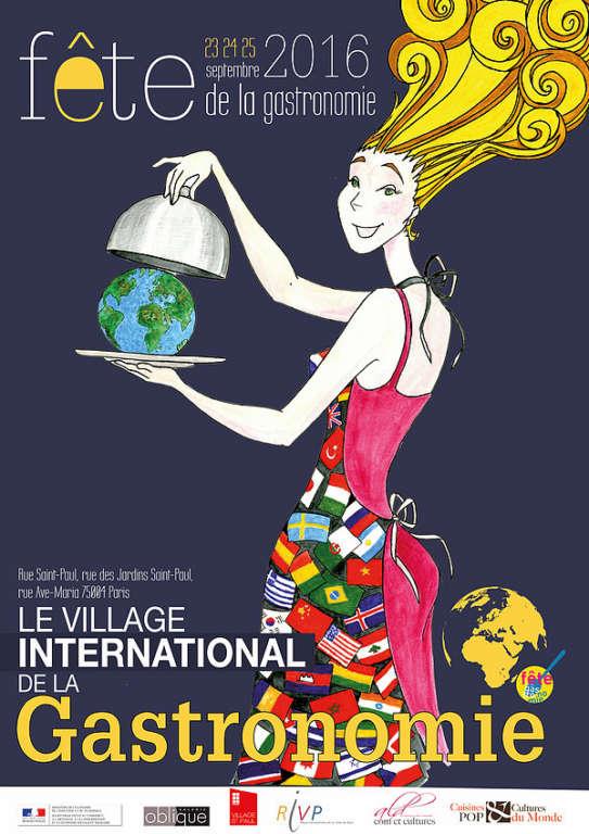 Le village international de la gastronomie